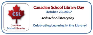Canadian School Library Day